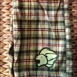 DISNEY Lion King Pull up shorts 4T